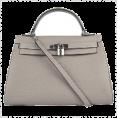 Martina Katarina - Hermes Gray Bag - Bag -