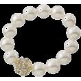 DURAS(デュラス) - 1連パール×ストーンブレス小 - Bracelets - ¥1,890  ~ $19.23