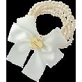 LIZ LISA(リズリサ) - 【TRALALA】5連パールロゴブレス - Bracelets - ¥1,995  ~ $20.30