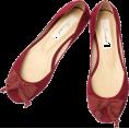 snidel(スナイデル) - リボンフラットシューズ - Flats - ¥13,650  ~ $138.87