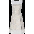 beautifulplace - floral jacquard dress - Haljine -