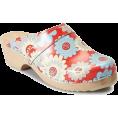 HalfMoonRun - flower clog - Platforms -