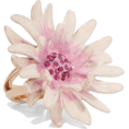 choupi70nette  - flower ring - Rings - 240.00€  ~ $279.43