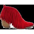 Doozer  - fringe ankle boots - Boots -