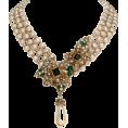 Girlzinha Mml  - Necklaces Beige - Necklaces -