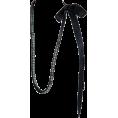Girlzinha Mml  - Necklaces Black - Necklaces -