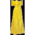 Girlzinha Mml  - Dresses Yellow - Dresses -