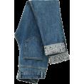 Lieke Otter - glittery pants - Jeans -