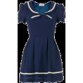 Tamara Z - Dresses Blue - Dresses -