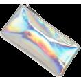 Carolyn  - holographic vinyl wallet - Кошельки -