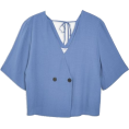 peewee PV - item - Camisa - curtas -
