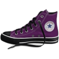Iva B - converse purple - Sneakers -