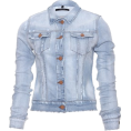 Noemi  - Jeans Jack - Jacket - coats - 349.00€  ~ $406.34