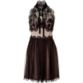 jessica - Alberta Ferretti Dress - Dresses -