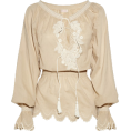 jessica - Collette by C.Dinnigan Blouse - Long sleeves shirts -
