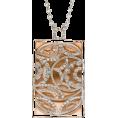 carola-corana - Diamond necklace - Necklaces -