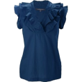 carola-corana - French Connection Blouse - Shirts -