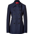 carola-corana - Hugo Coat - Jacket - coats -