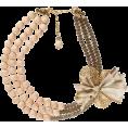carola-corana - Lenora Dame Necklace - Necklaces -