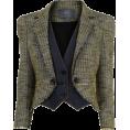 carola-corana - McQ jacket - Suits -