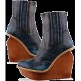 jessica - čizme - Boots -