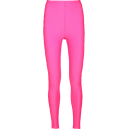 lady boo - Ružičaste tajice - Leggings -