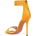 selenachh - laser-cut suede sandals - Classic shoes & Pumps -