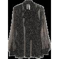 leatrendme - GUCCI - Print Chiffon Blouse - Long sleeves shirts - 650.00€  ~ $860.80
