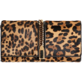 Lieke Otter - leopard clutch - Clutch bags -