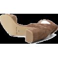 HalfMoonRun - light brown sandal - Sandals -