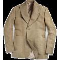 HalfMoonRun - linen jacket - Jacket - coats -