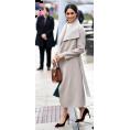 REBECCA REBECCADAVISBLOGGER - long coat megan markle - Jacket - coats -