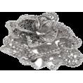 majakovska - diamond flower - Rings -