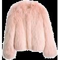 Doña Marisela Hartikainen - Fur Coat - Jacket - coats -
