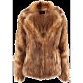 masha 88arh - Long fur coat - Jacket - coats -