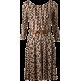 masha 88arh - Dress - Flats -