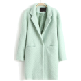 beautifulplace - mint green coat - Jakne in plašči -
