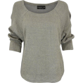 miriam - Grey Tee - Long sleeves t-shirts -