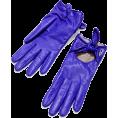 sandra24 - Modni Dodaci Gloves Blue - Gloves -