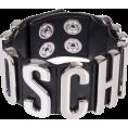 QueenRachie71  - moschino cuff bracelet - Bracelets -