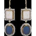 sandra24 - Earrings - Uhani -