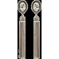Tamara Z - Earrings Silver - Earrings -