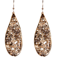 Tamara Z - Earrings Gold - Kolczyki -