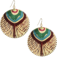 Tamara Z - Earrings Colorful - Earrings -