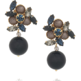 Tamara Z - Earrings Blue - Earrings -