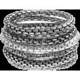 LadyDelish - Narukvica Bracelets Silver - Bracelets -