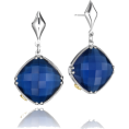 LadyDelish - Naušnice Earrings Blue - Orecchine -