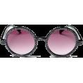 svijetlana - Nina Sunglasses Purple - Sunglasses -