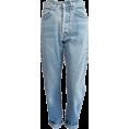 Lieke Otter - ninesvintage.co.uk - Jeans -