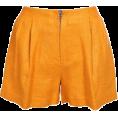sandra24 - Shorts Orange - Shorts -